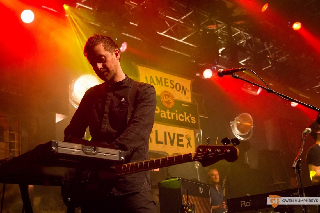 Delorentis at Jameson St. Patrick's Day Live at Vicar Street by Owen Humphreys (3 of 10)