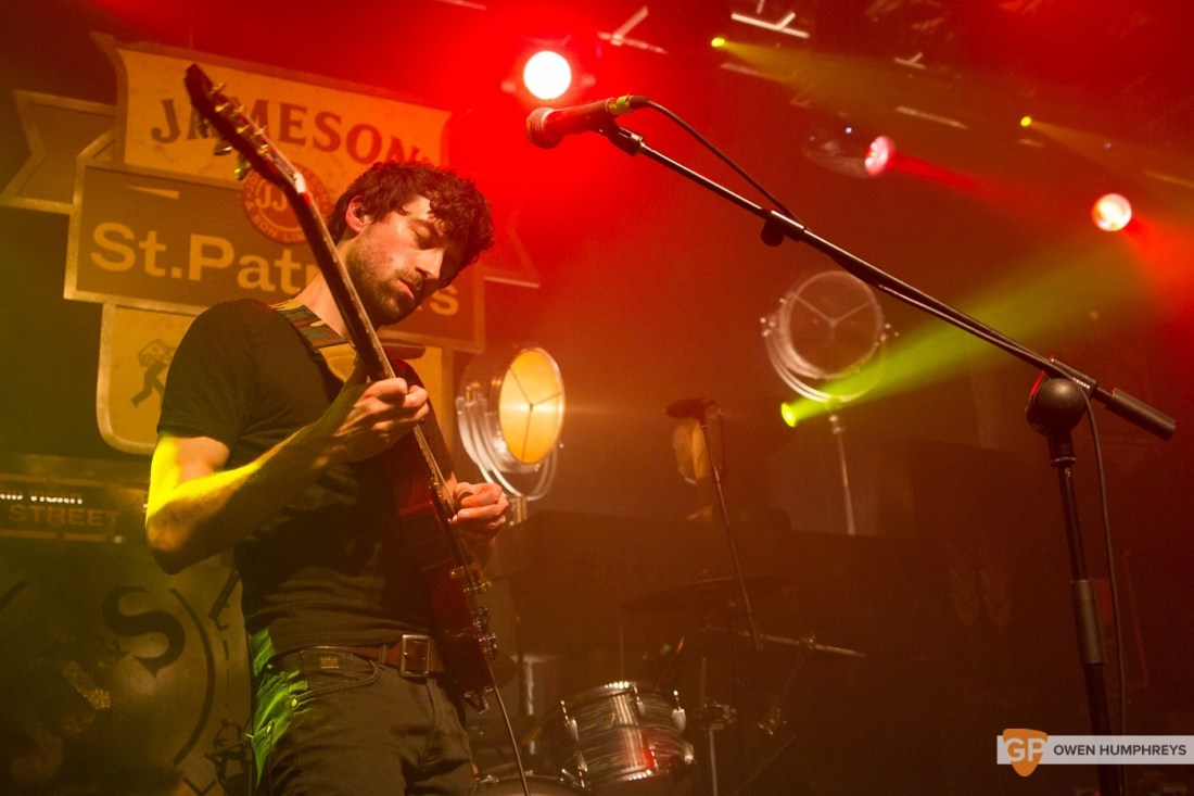 Delorentis at Jameson St. Patrick's Day Live at Vicar Street by Owen Humphreys (5 of 10)