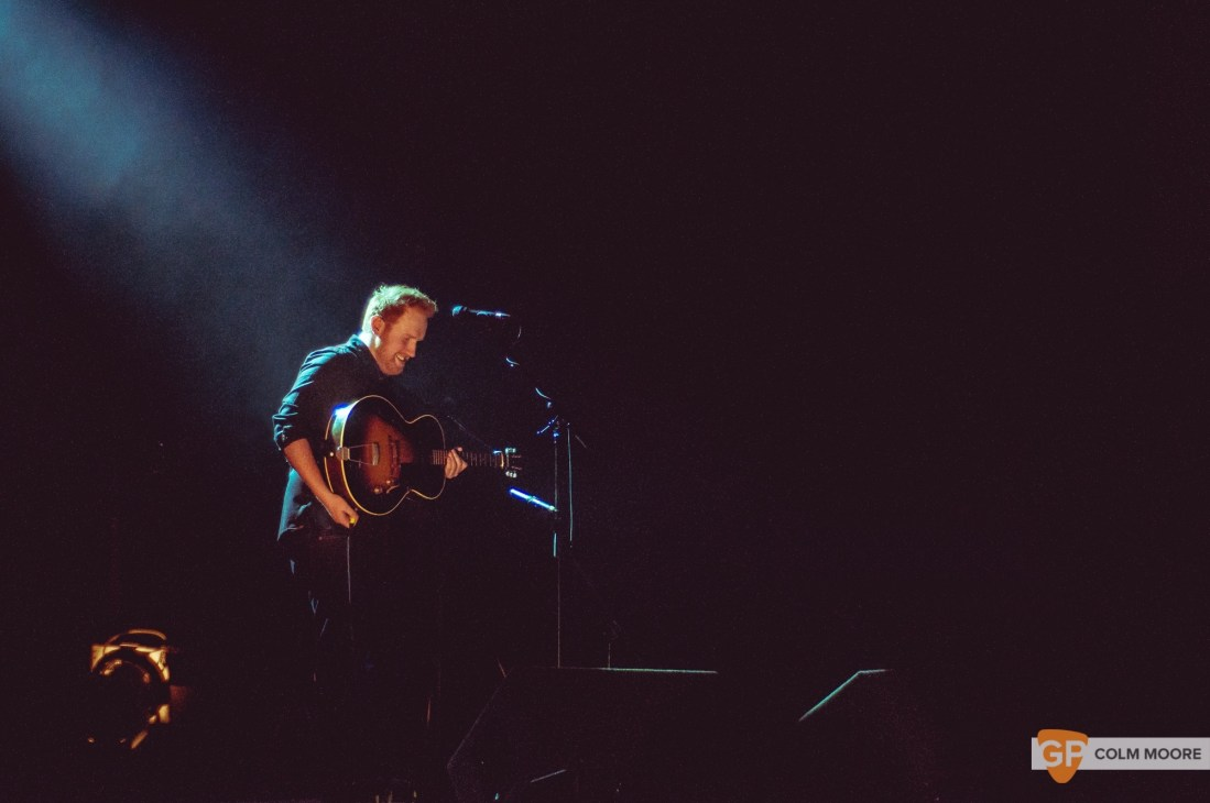 GAVIN JAMES at THE OLYMPIA by COLM MOORE (1 of 18)