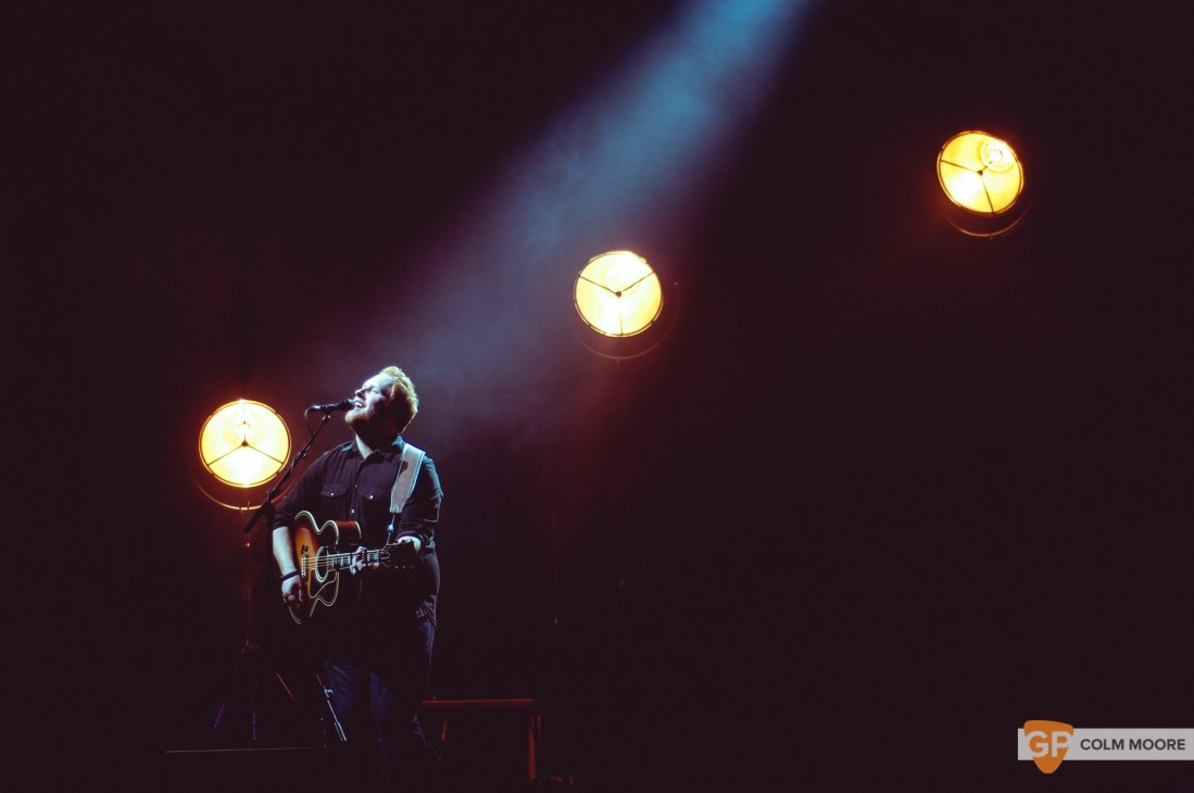 GAVIN JAMES at THE OLYMPIA by COLM MOORE (10 of 18)