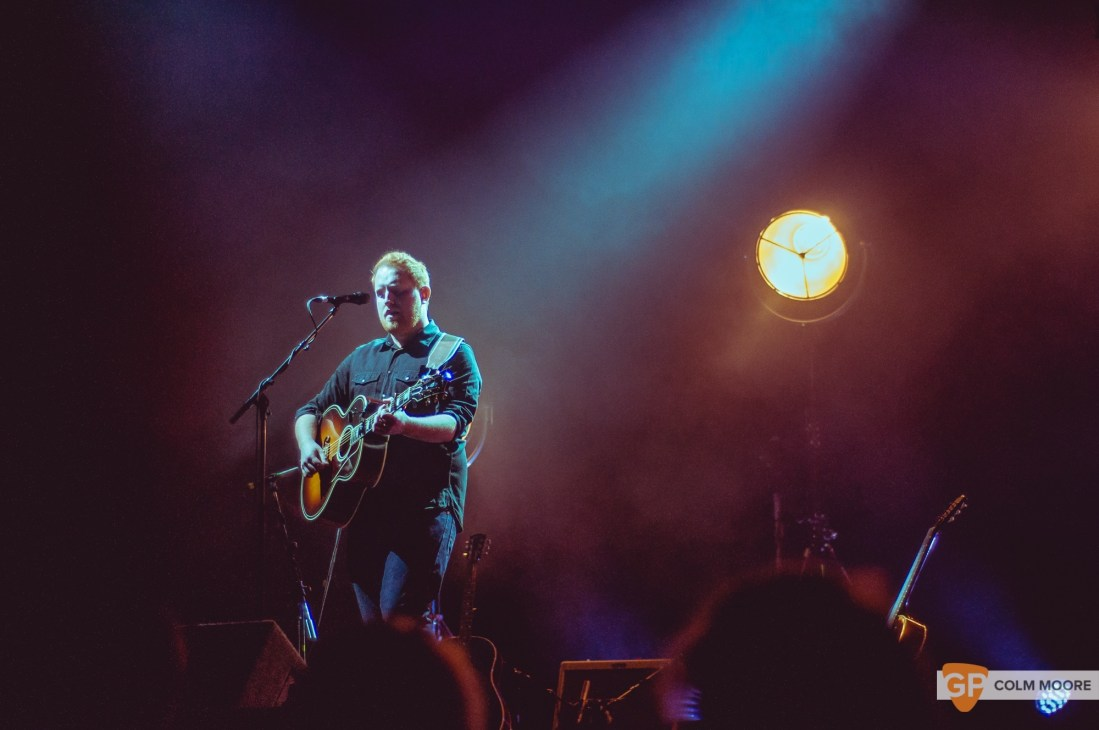 GAVIN JAMES at THE OLYMPIA by COLM MOORE (15 of 18)