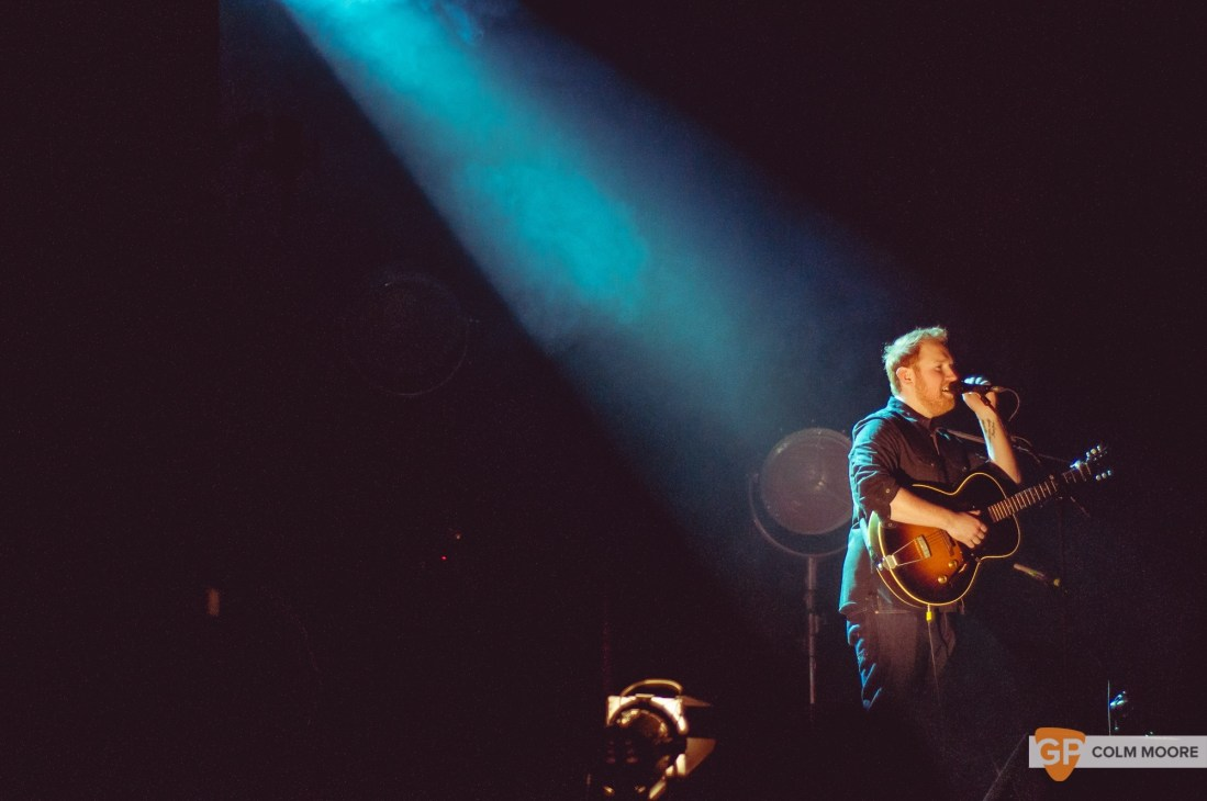 GAVIN JAMES at THE OLYMPIA by COLM MOORE (18 of 18)