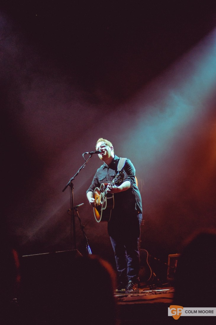 GAVIN JAMES at THE OLYMPIA by COLM MOORE (2 of 18)