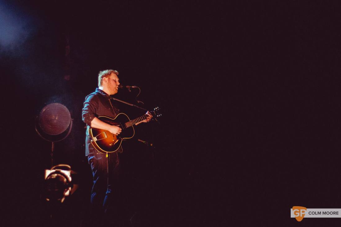 GAVIN JAMES at THE OLYMPIA by COLM MOORE (4 of 18)