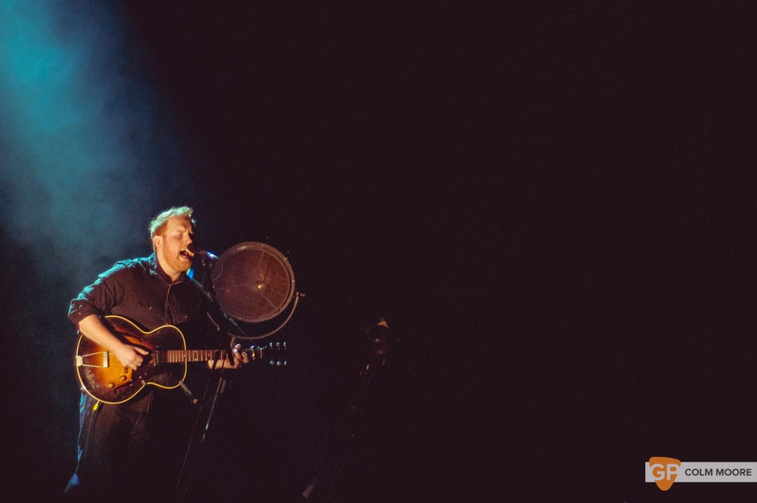 GAVIN JAMES at THE OLYMPIA by COLM MOORE (5 of 18)