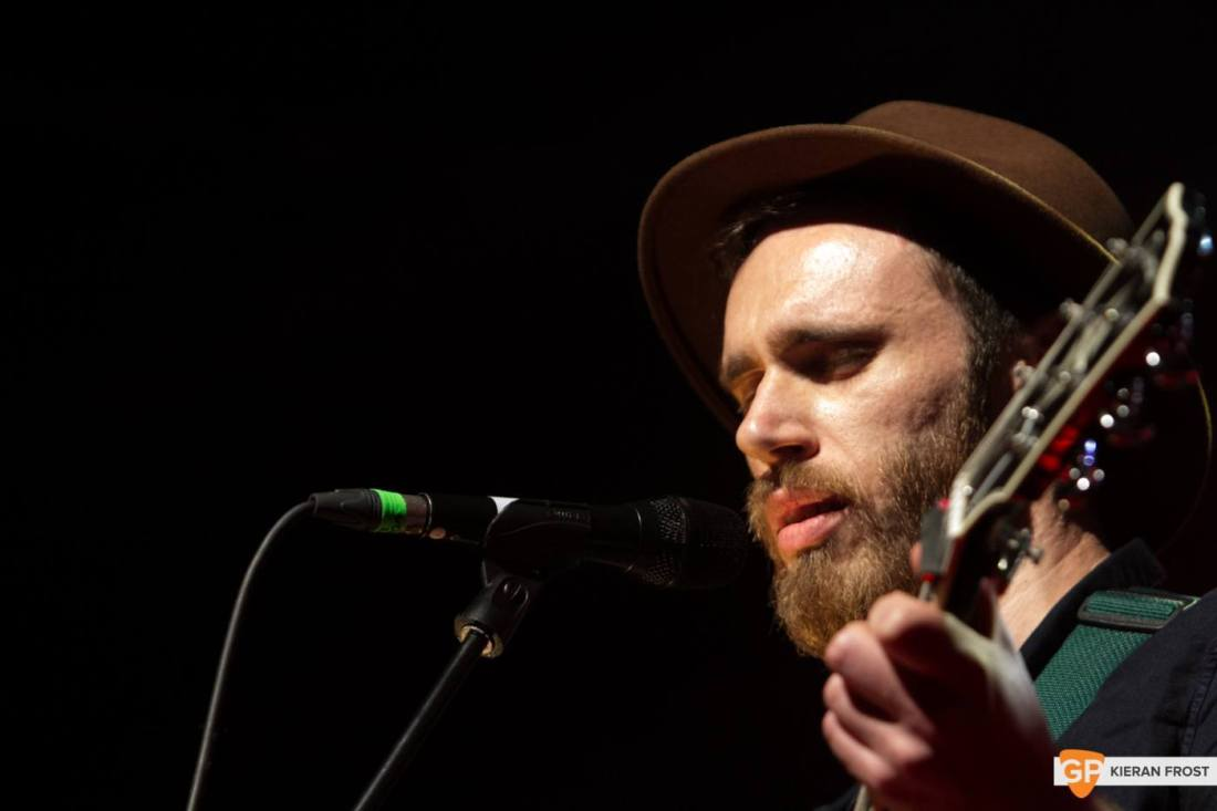 James Vincent McMorrow at Meteor Choice Music Prize 2015 by Kier