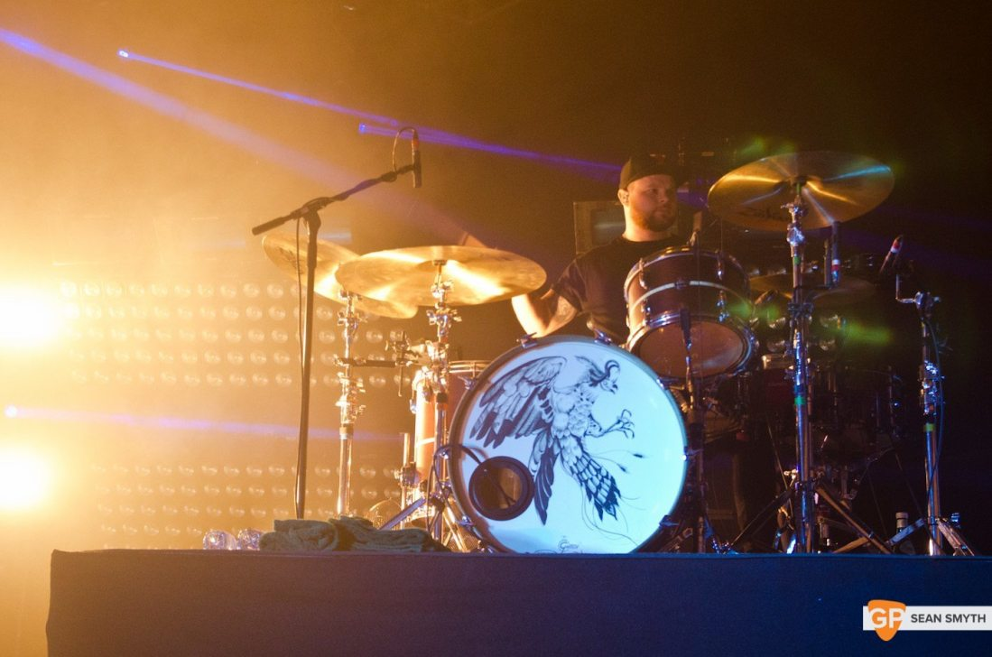 Royal Blood at The Olympia Theatre (9-3-15) by Sean Smyth (10 of 26)
