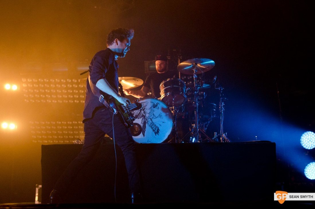 Royal Blood at The Olympia Theatre (9-3-15) by Sean Smyth (14 of 26)
