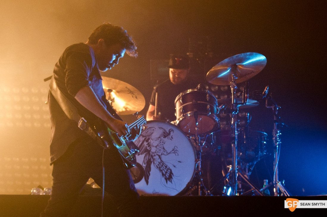 Royal Blood at The Olympia Theatre (9-3-15) by Sean Smyth (15 of 26)