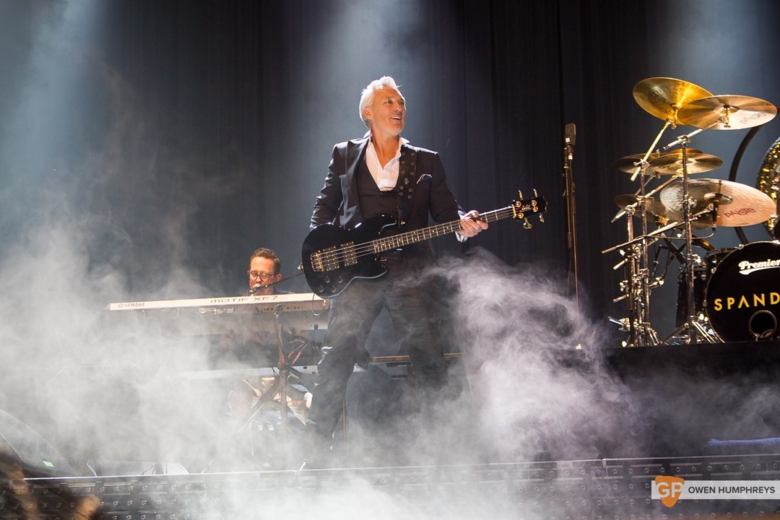 Spandau Ballet at The 3Arena by Owen Humphreys (11 of 13)