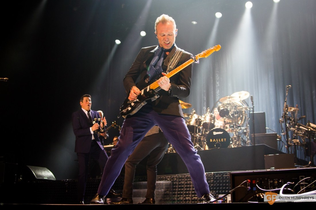 Spandau Ballet at The 3Arena by Owen Humphreys (9 of 13)