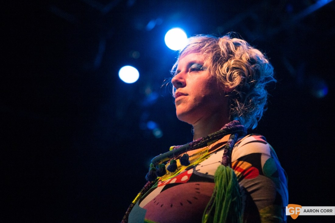 Tune-yards at Vicar Street by Aaron Corr-2940