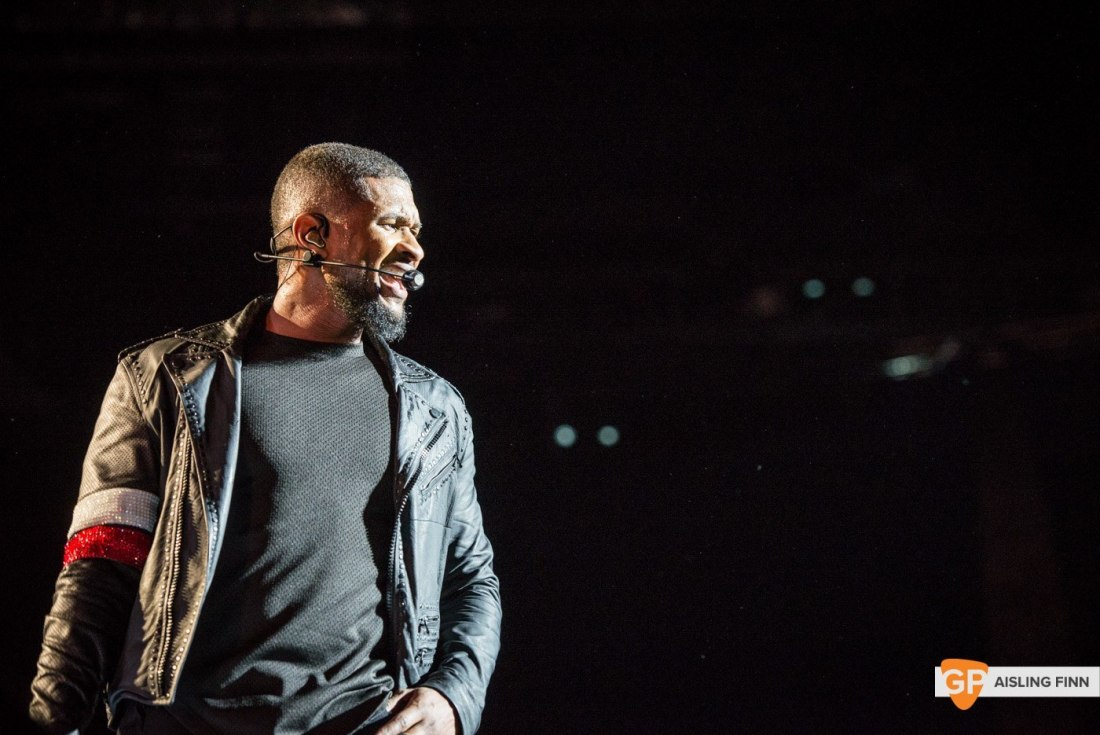 USHER at THE 3 ARENA by AISLING FINN (15)