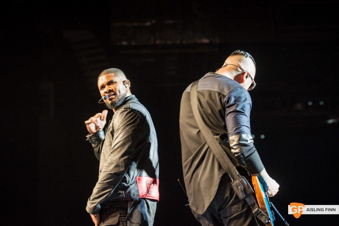 USHER at THE 3 ARENA by AISLING FINN (16)