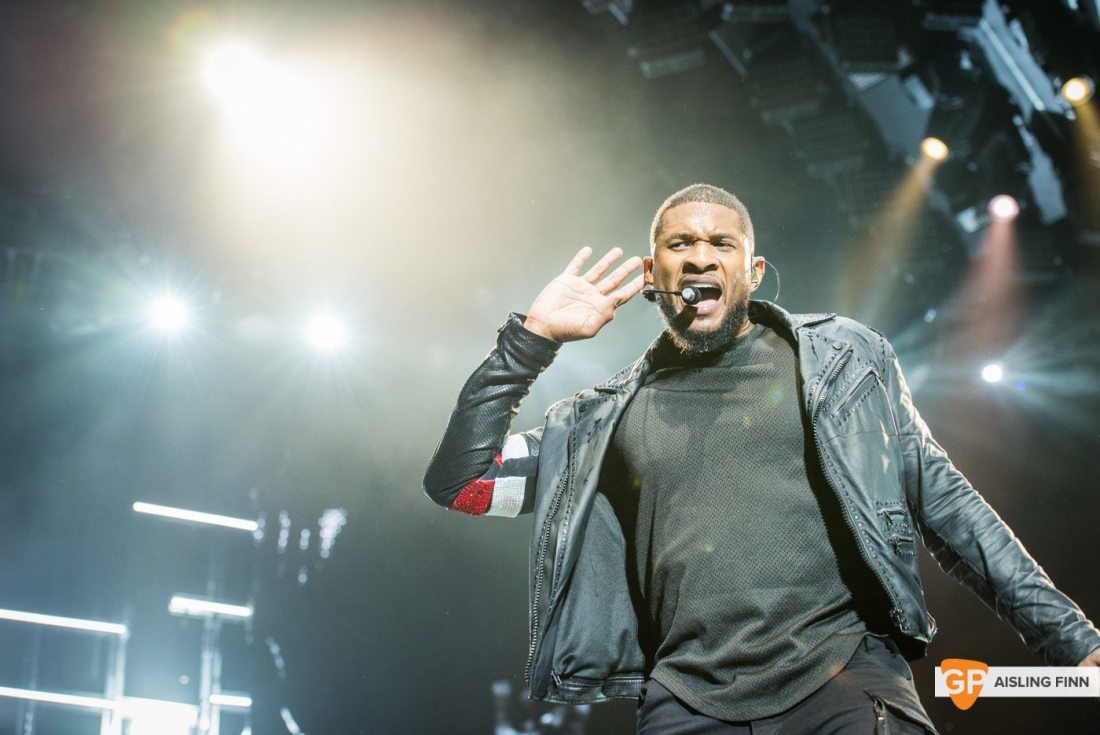 USHER at THE 3 ARENA by AISLING FINN (28)