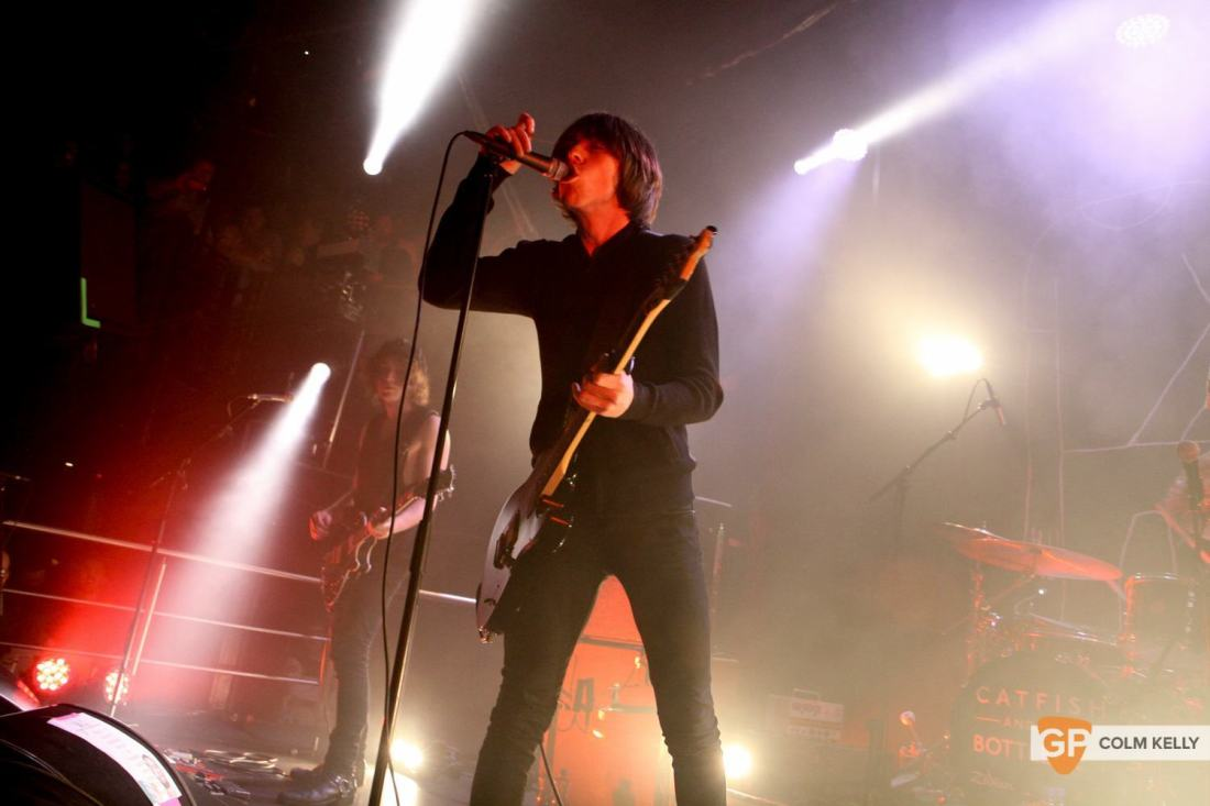 Catfish and The Bottlemen at The Academy by Colm Kelly