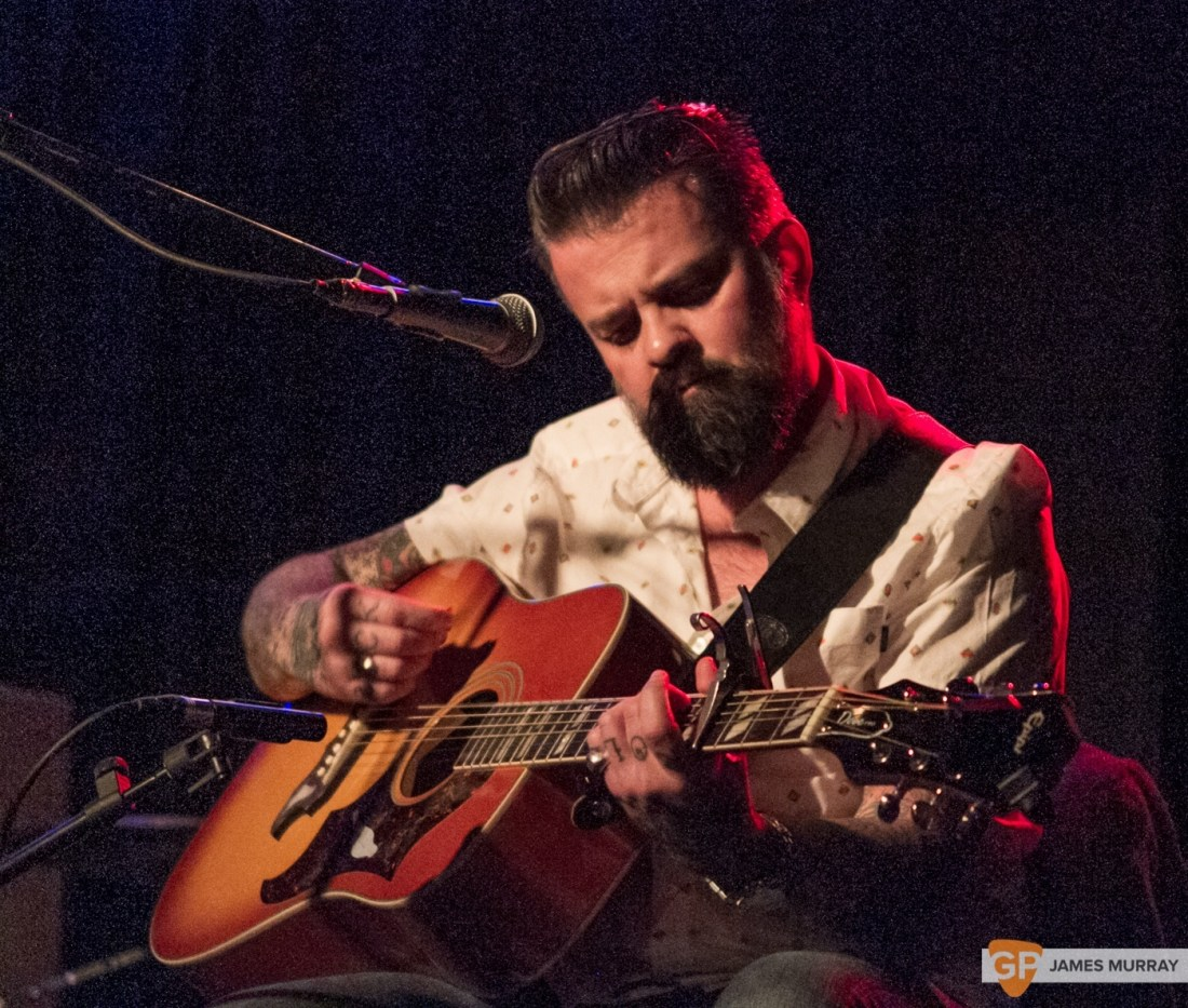 Jem Mitchell at The Grand Social by James Murray