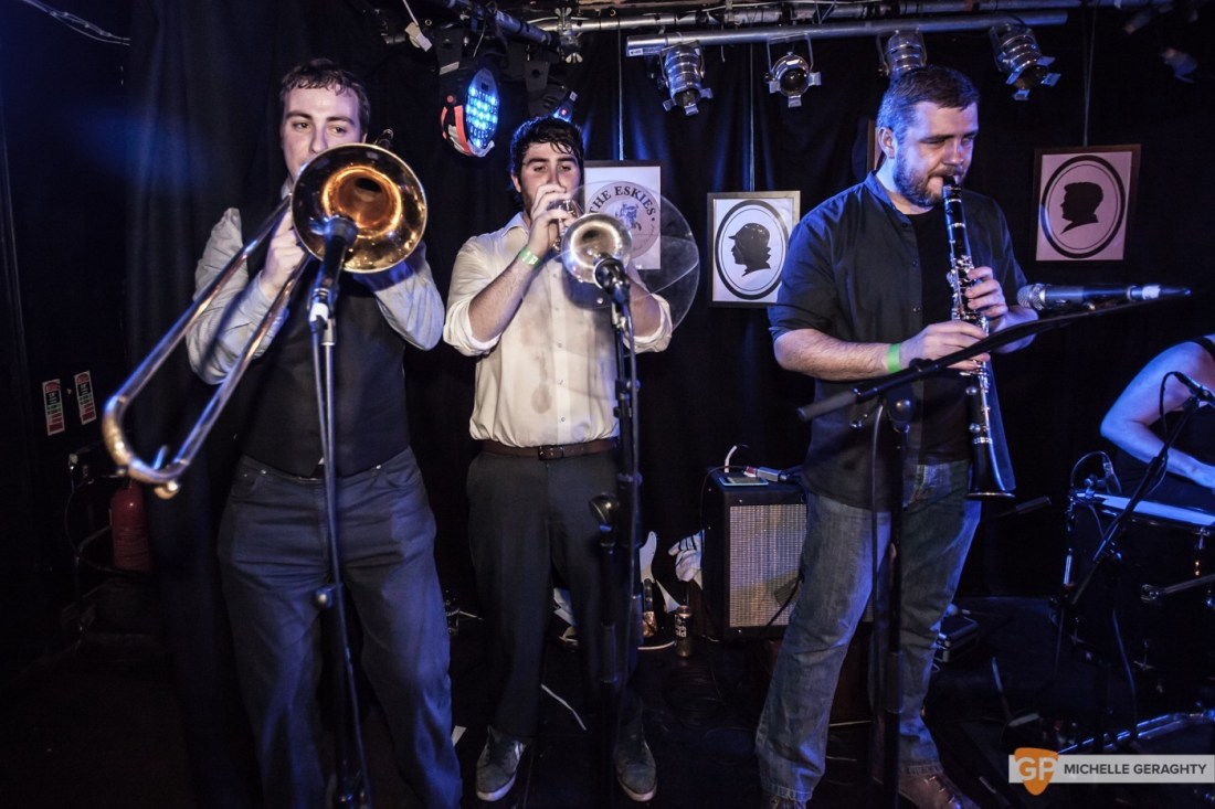 45_The Eskies Album Launch at Whelans (AAA) May 2015_8815