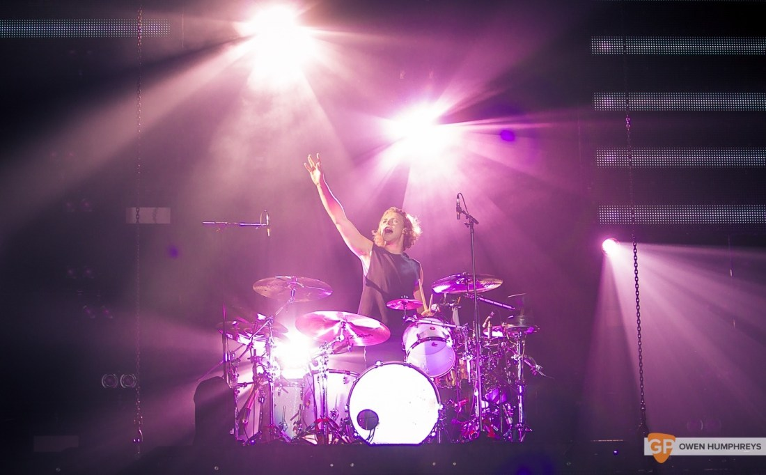 5 Seconds of Summer at The 3Arena by Owen Humphreys (6 of 13)