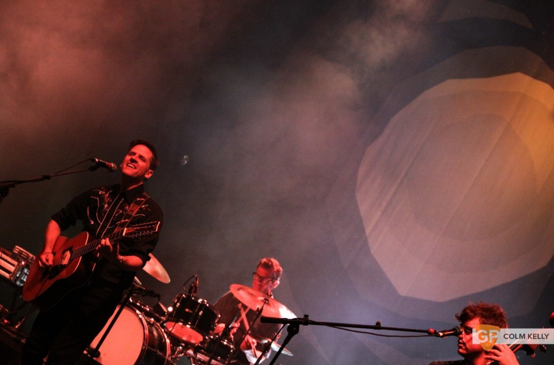 Calexico at The Olympia Theatre by Colm Kelly