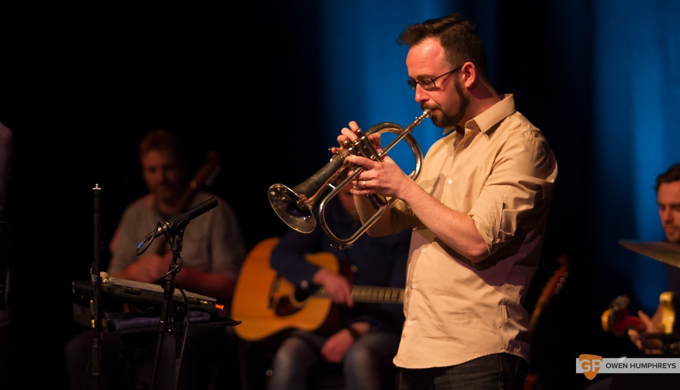 Colm Mac Con Iomaire at The Pavilion Theatre by Owen Humphreys (3 of 12)