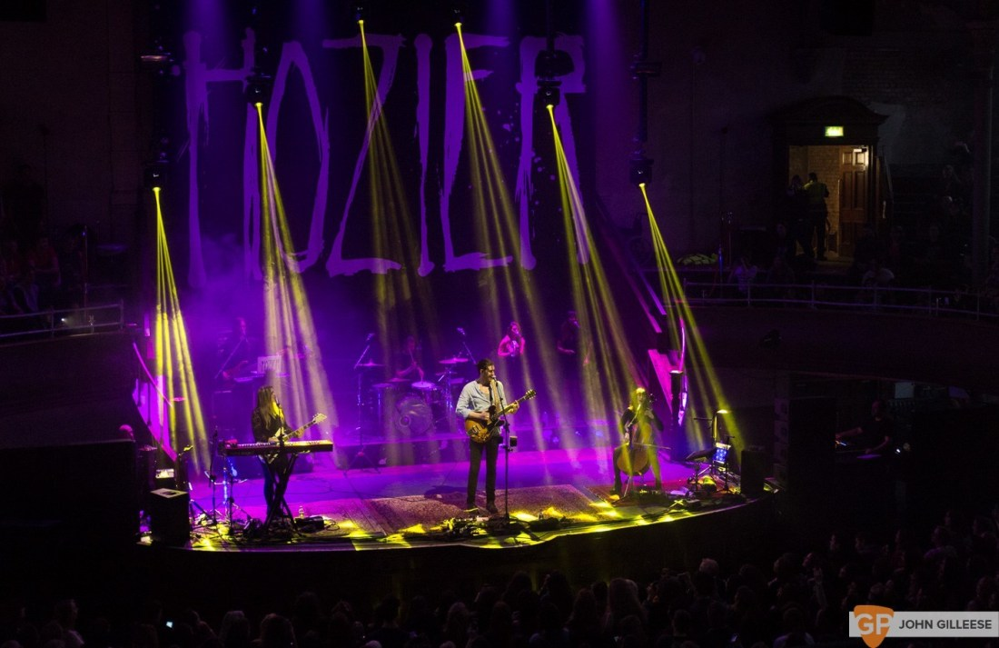 Hozier @ Albert Hall, Manchester by John Gilleese