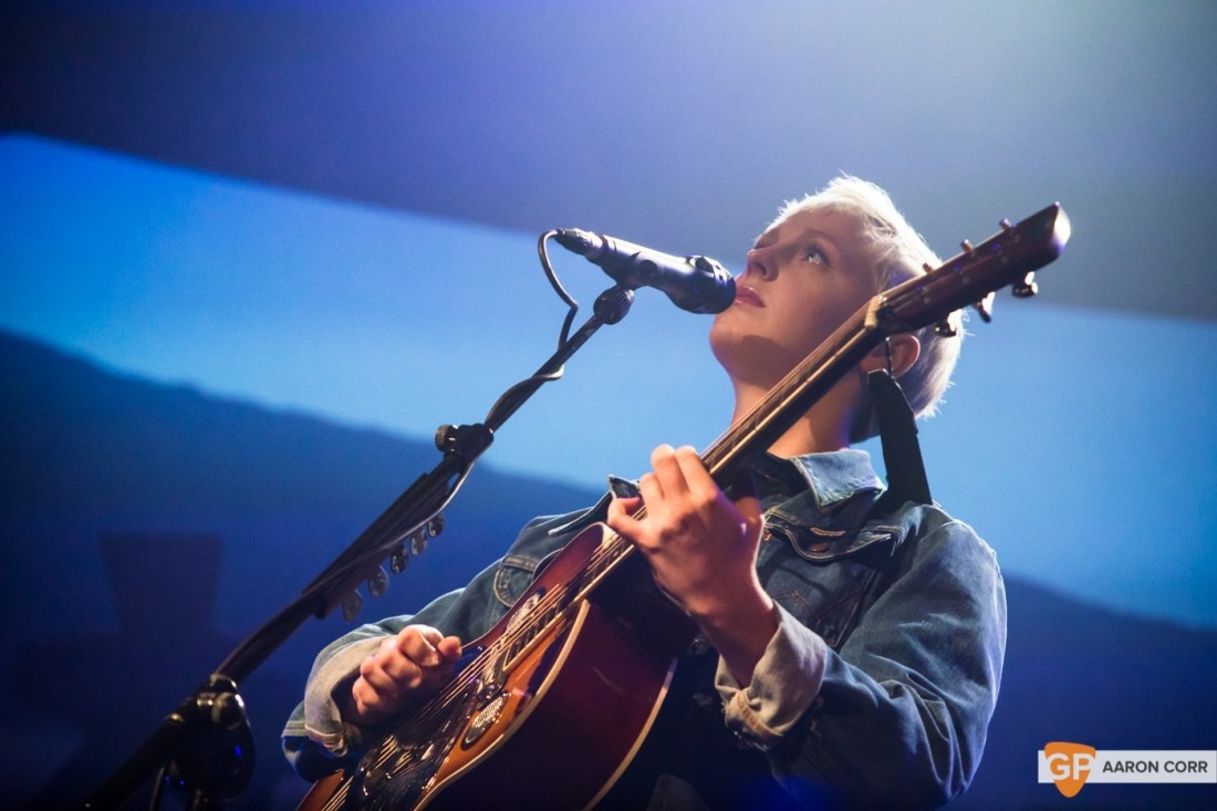Laura Marling at Olympia by Aaron Corr-5053