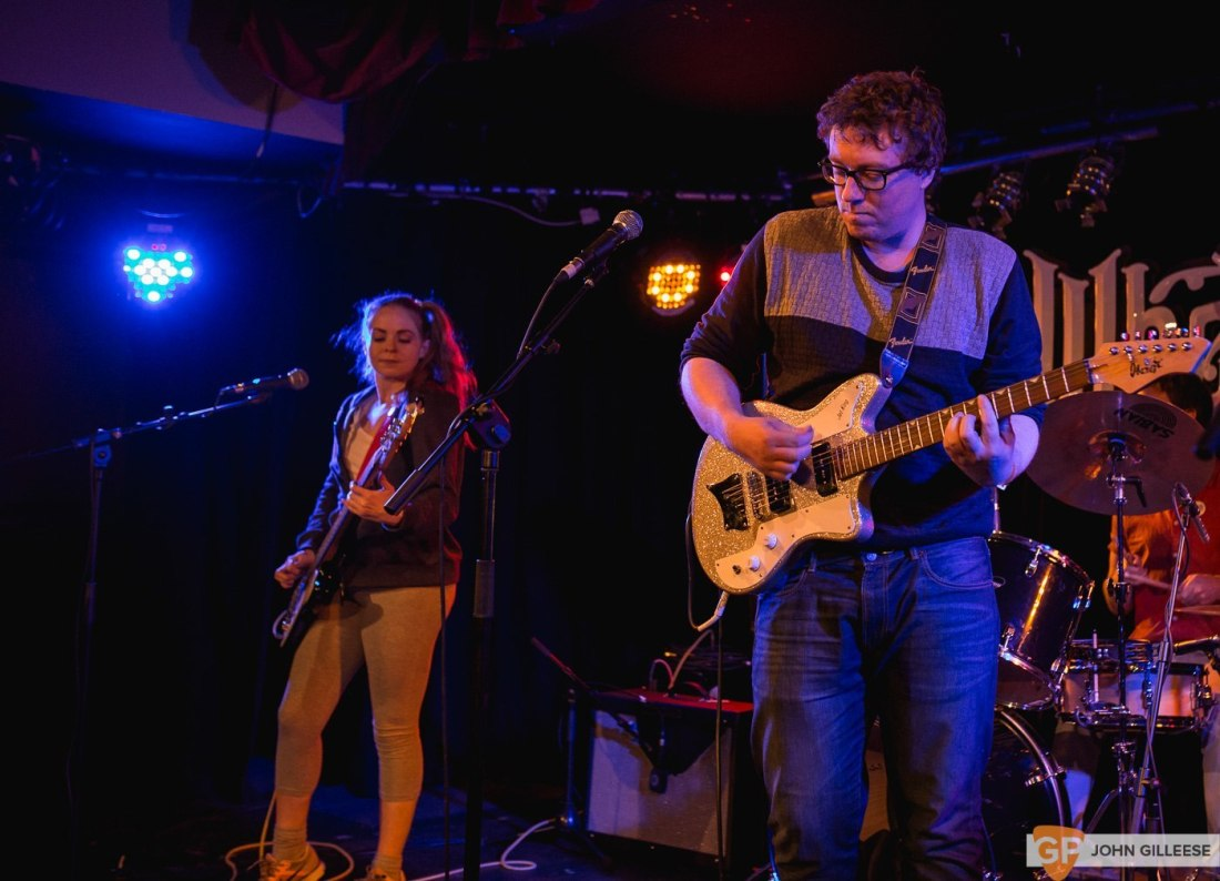 Skelocrats @ Whelans by John Gilleese