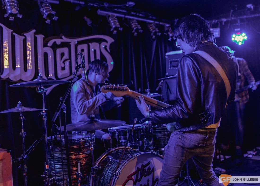 The Cribs @ Whelans by John Gilleese