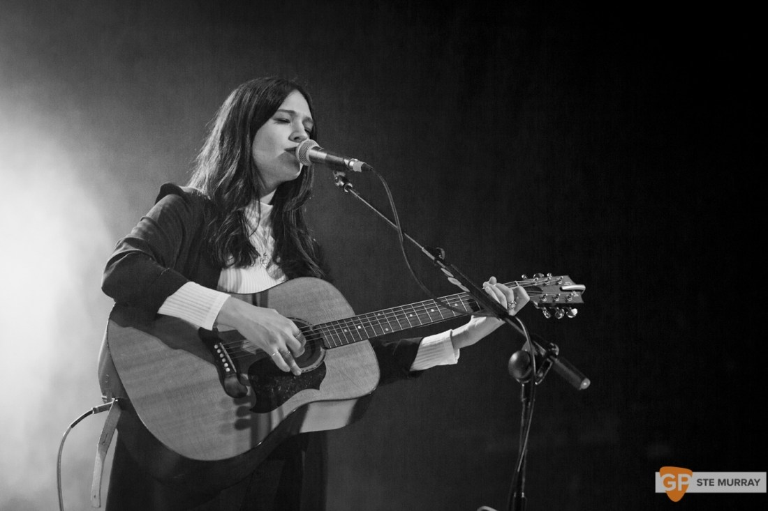 The Staves at The Olympia Theatre, Dublin by Ste Murray