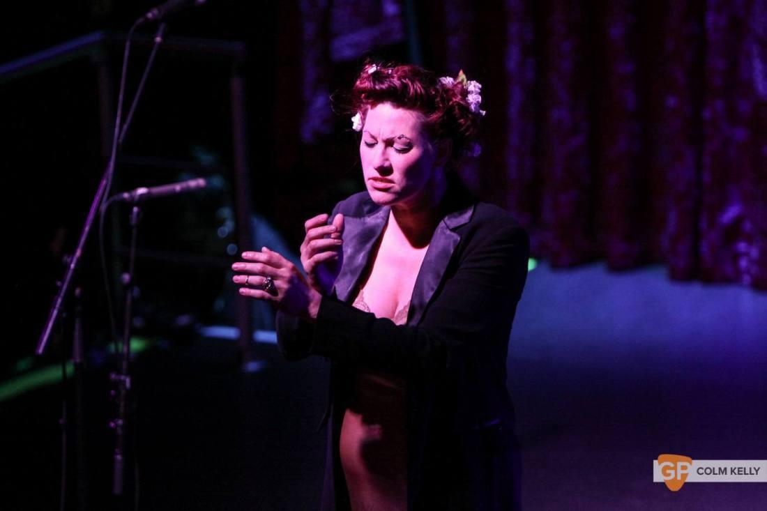 Amanda Palmer at The Academy by Colm Kelly