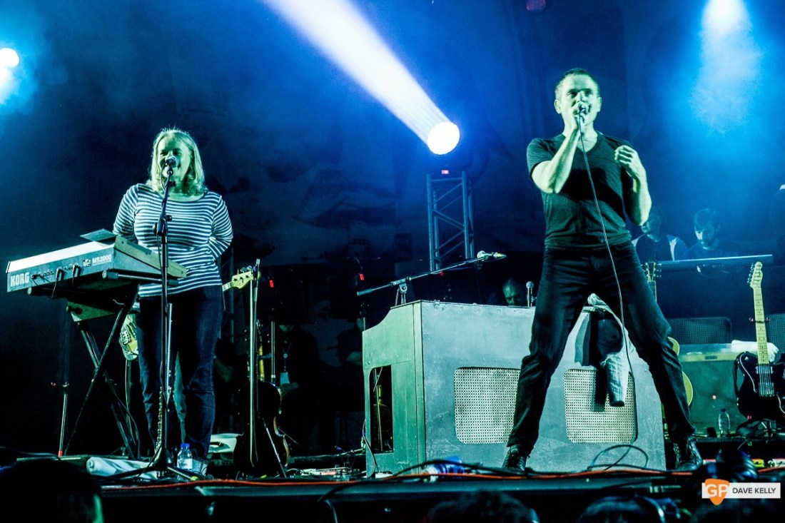 Belle & Sebastian at NOS Primavera Sound, Porto by David Kelly