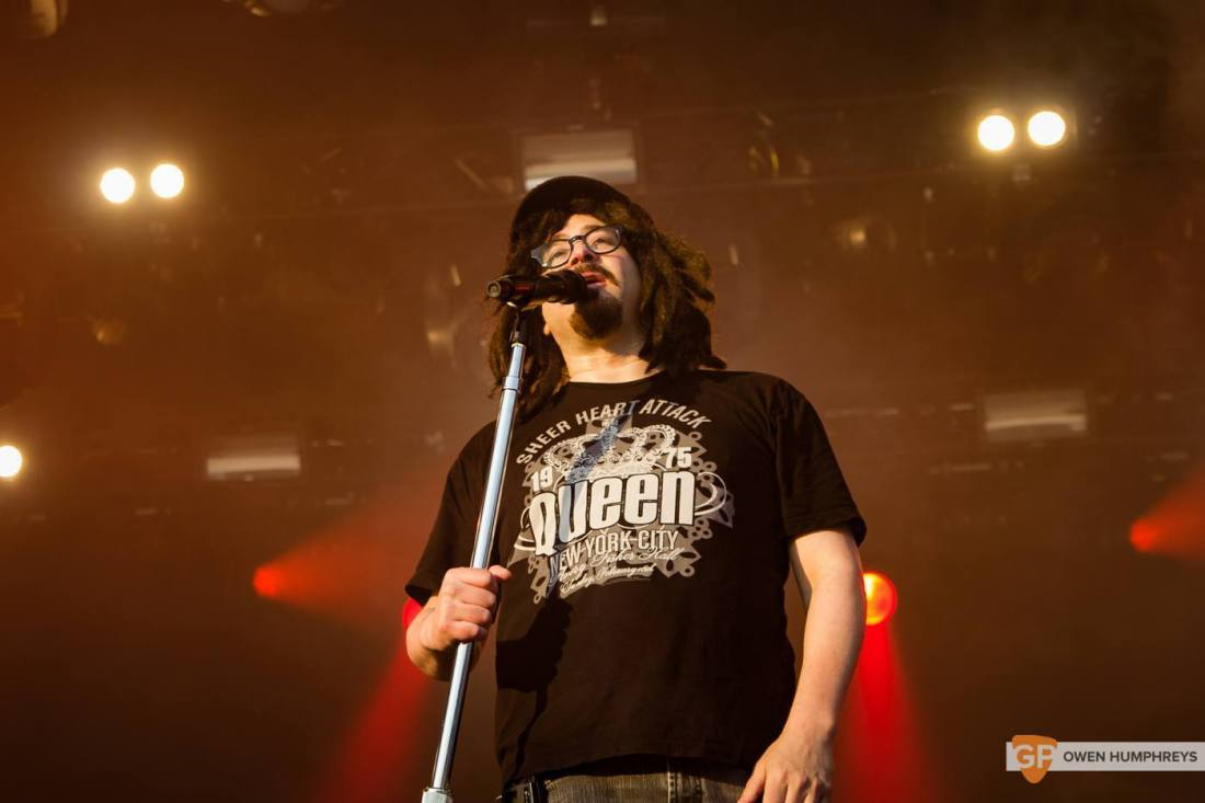 Counting Crows at the Royal Hospital Kilmainham by Owen Humphreys (7 of 13)