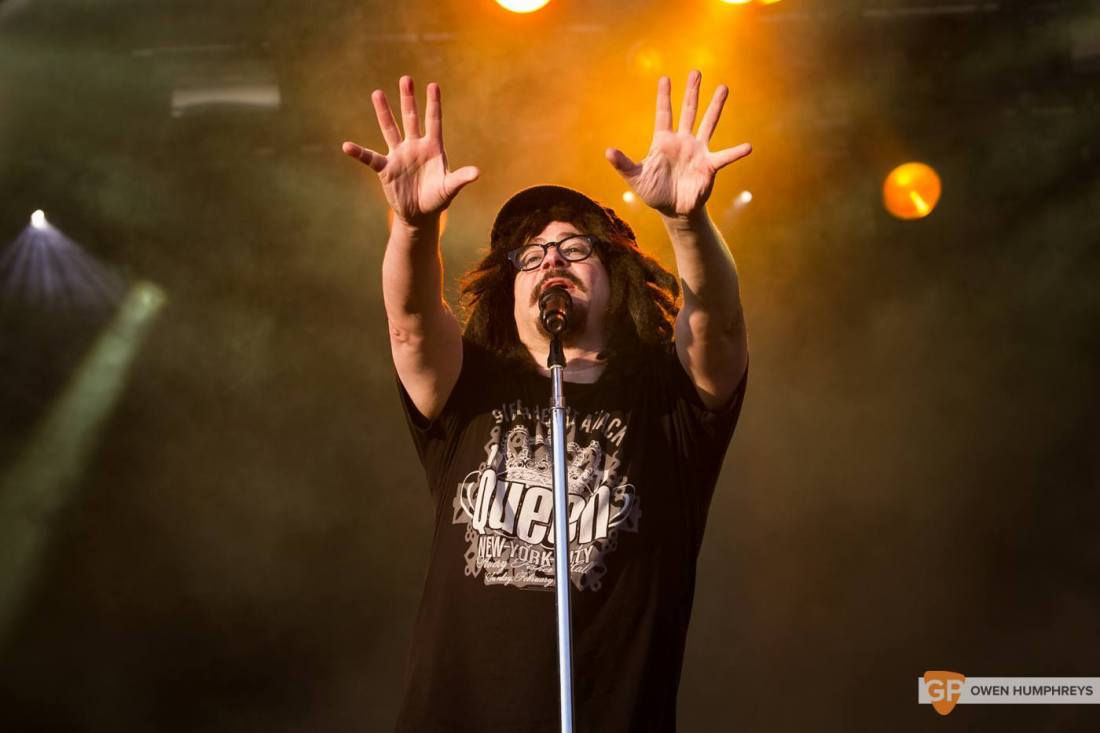 Counting Crows at the Royal Hospital Kilmainham by Owen Humphreys (9 of 13)