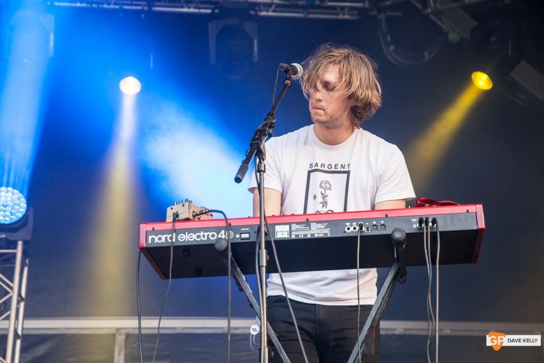 Mikal Cronin at NOS Primavera Sound, Porto by David Kelly