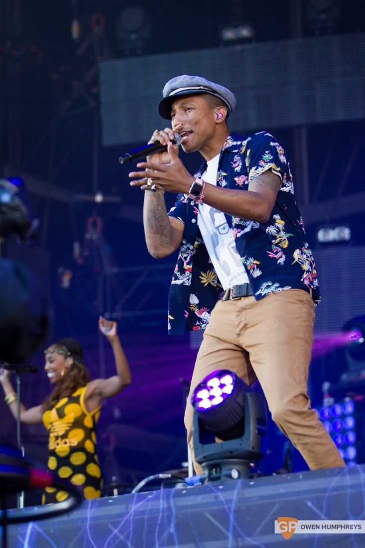Pharrell Williams at Croke Park by Owen Humphreys (7 of 9)