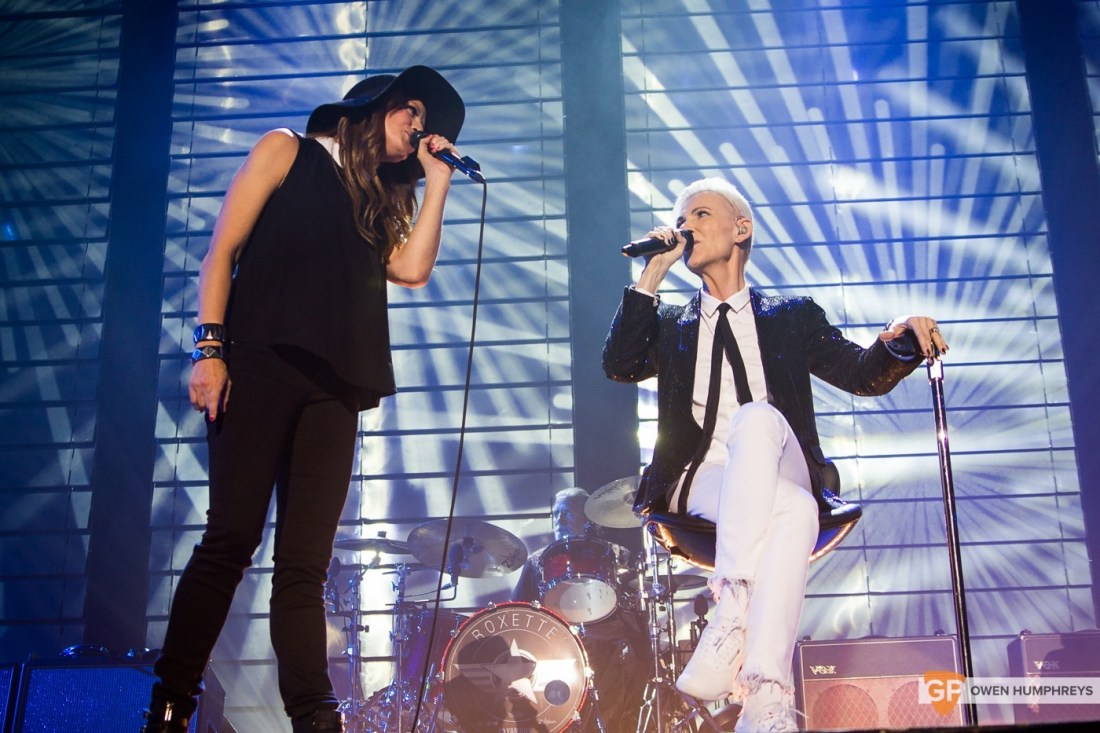 Roxette at The 3Arena by Owen Humphreys (14 of 20)