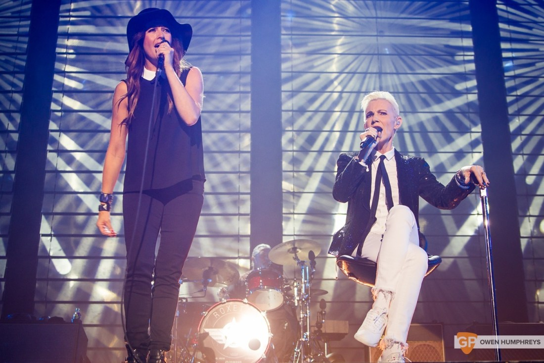Roxette at The 3Arena by Owen Humphreys (7 of 20)
