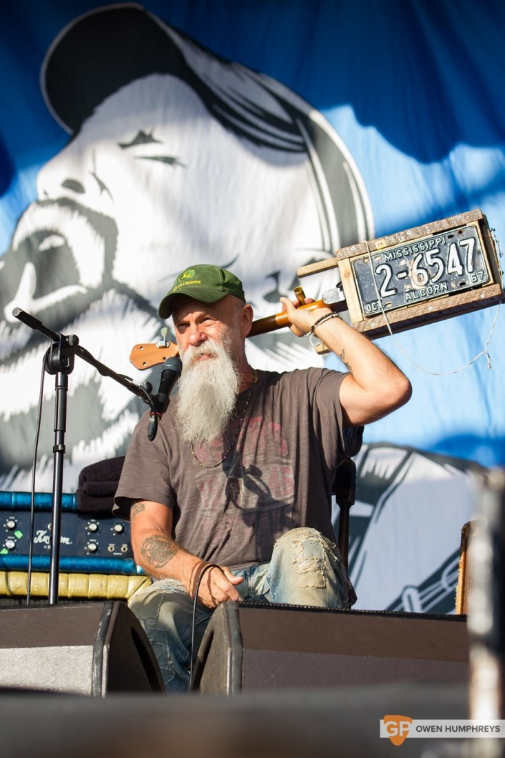 Seasick Steve at the Royal Hospital Kilmainham by Owen Humphreys (7 of 9)