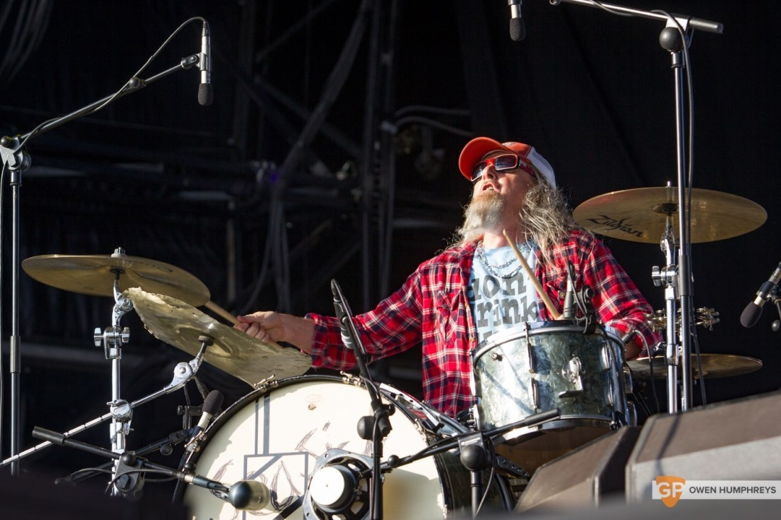 Seasick Steve at the Royal Hospital Kilmainham by Owen Humphreys (8 of 9)