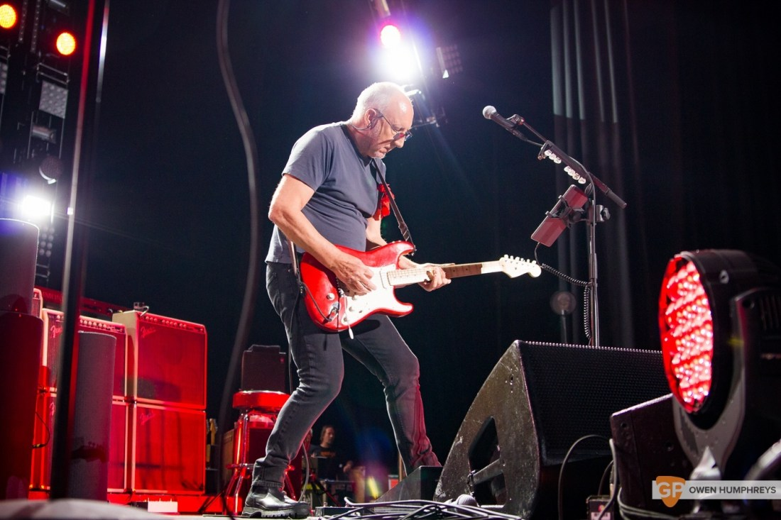 The Who at The 3Arena by Owen Humphreys (7 of 11)