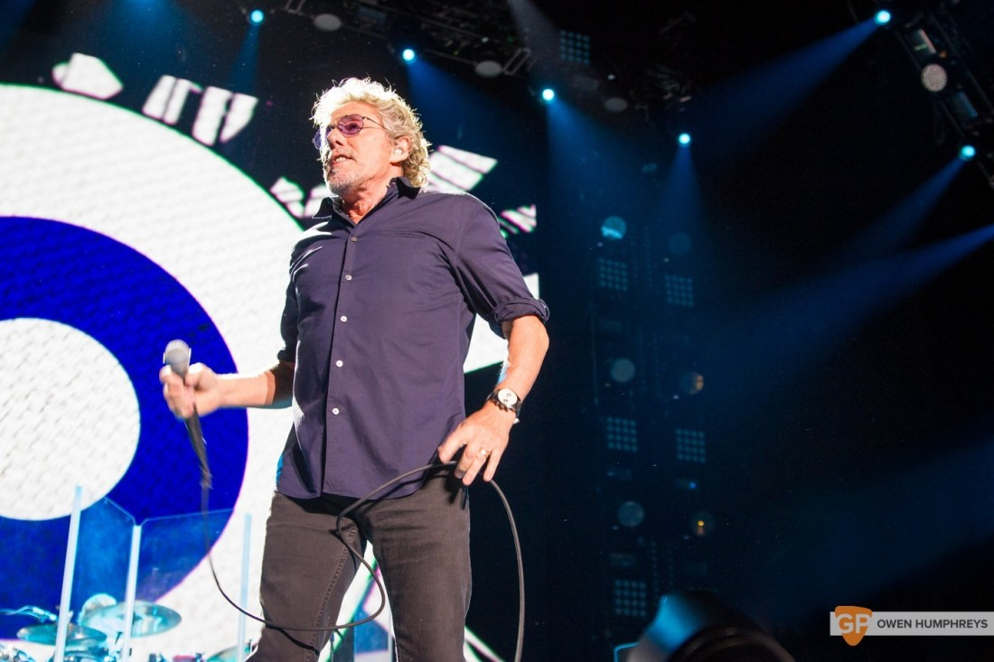 The Who at The 3Arena by Owen Humphreys (8 of 11)