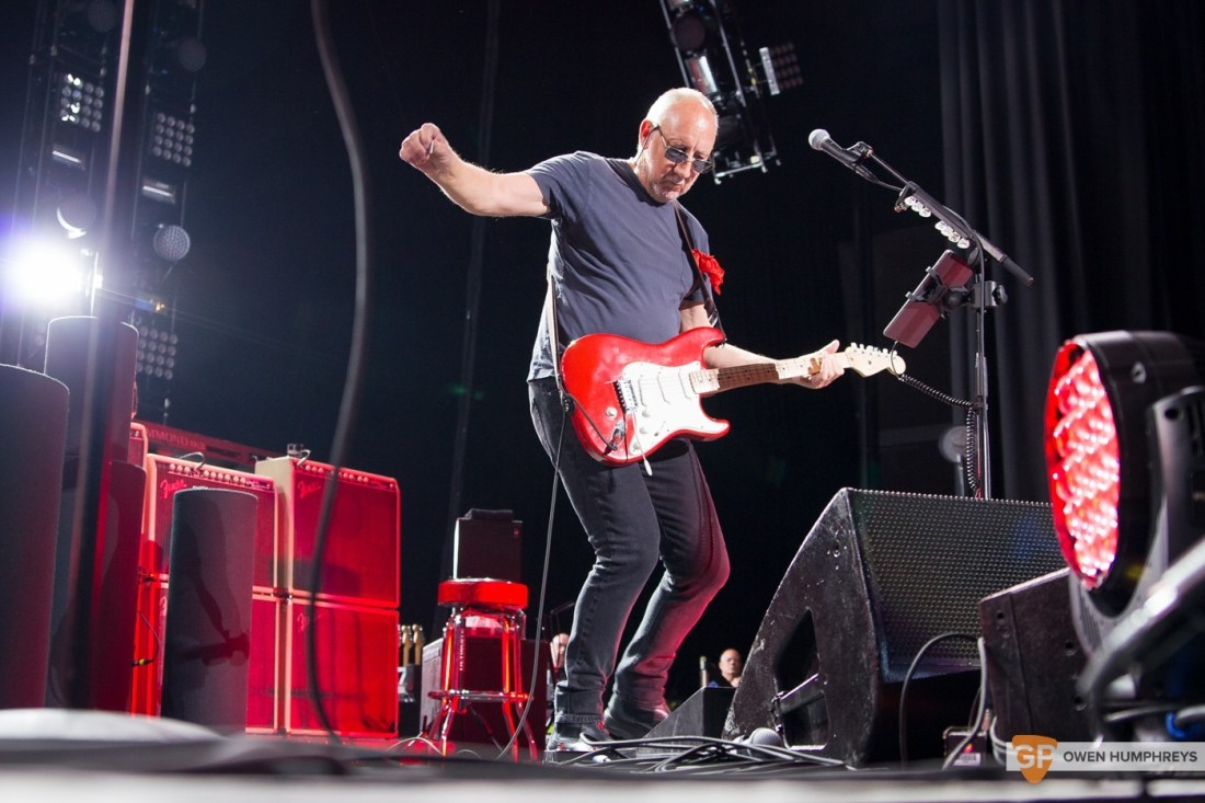 The Who at The 3Arena by Owen Humphreys (9 of 11)