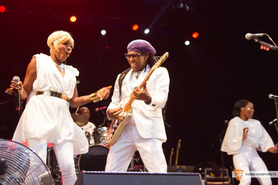 Chic ft. Nile Rodgers at the Iveagh Gardens by Owen Humphreys (13 of 19)