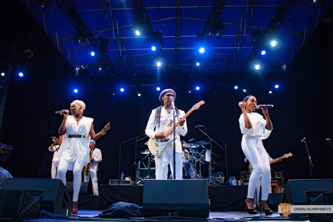 Chic ft. Nile Rodgers at the Iveagh Gardens by Owen Humphreys (5 of 19)