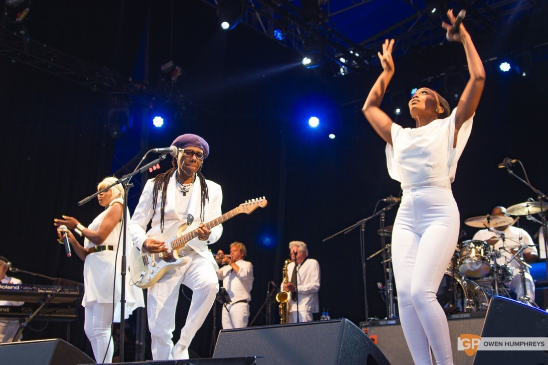 Chic ft. Nile Rodgers at the Iveagh Gardens by Owen Humphreys (9 of 19)