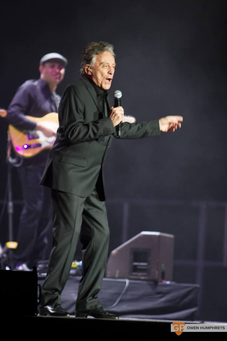 Frankie Valli and The Four Seasons at the 3Arena by Owen Hiumphreys (5 of 11)
