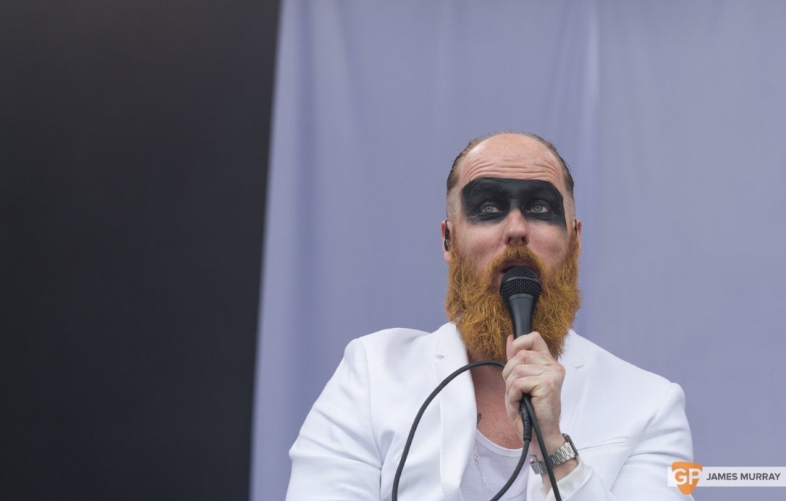 Le Galaxie at Longitude (Saturday) by James Murray