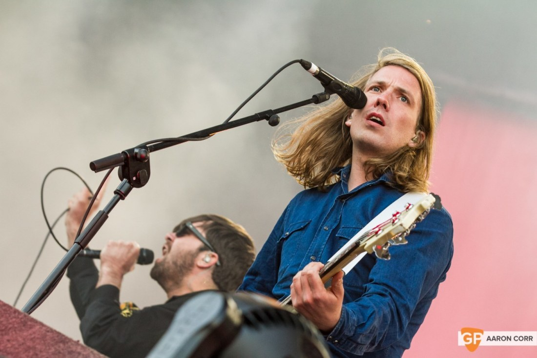 The Vaccines at Longitude Friday-9523