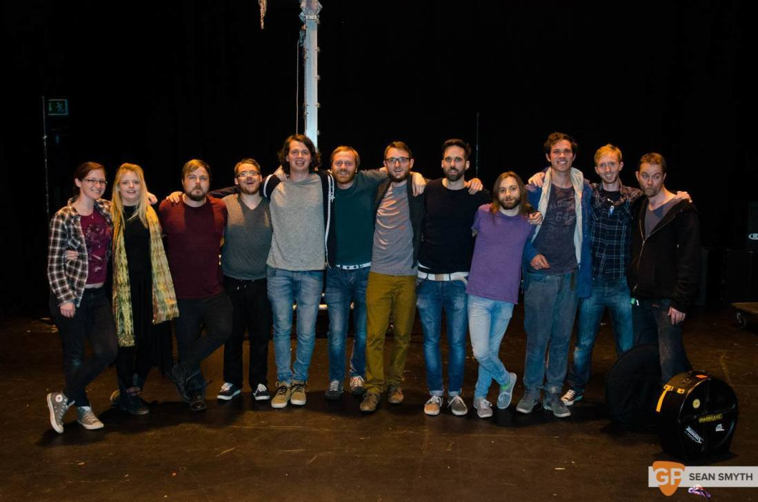 Overhead, The Albatross – Behind the Scenes by Sean Smyth (7-7-15) (3 of 3)
